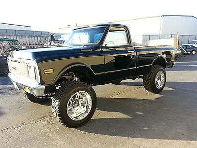 Chevrolet K10 Pickup 1970 Base | Beautiful, Chevy and ...