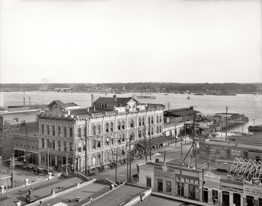 florida circa 1904 quot jacksonville and st johns river