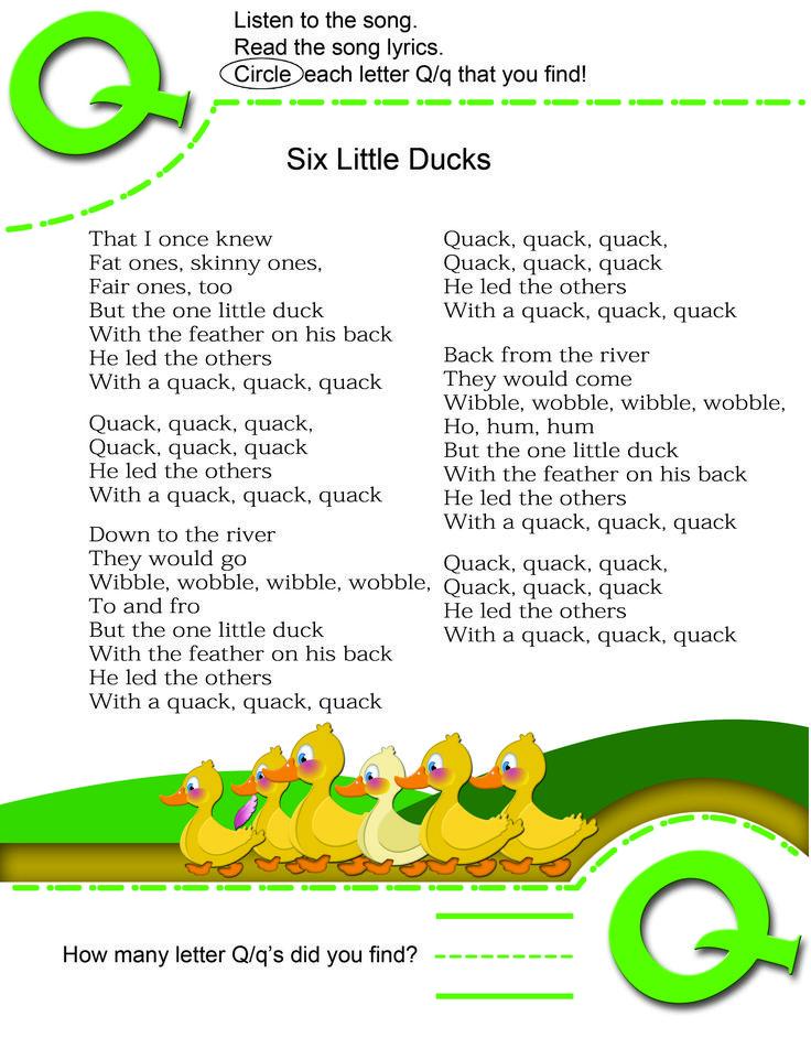 63 best images about Letter Q on Pinterest | Preschool ...