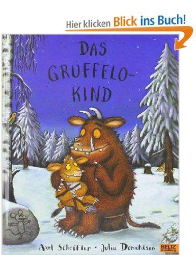Das Grüffelokind: Vierfarbiges Bilderbuch: Amazon.de: Axel Scheffler, Julia Donaldson, Macmillan Children's Books, Monika Osberghaus: Bücher