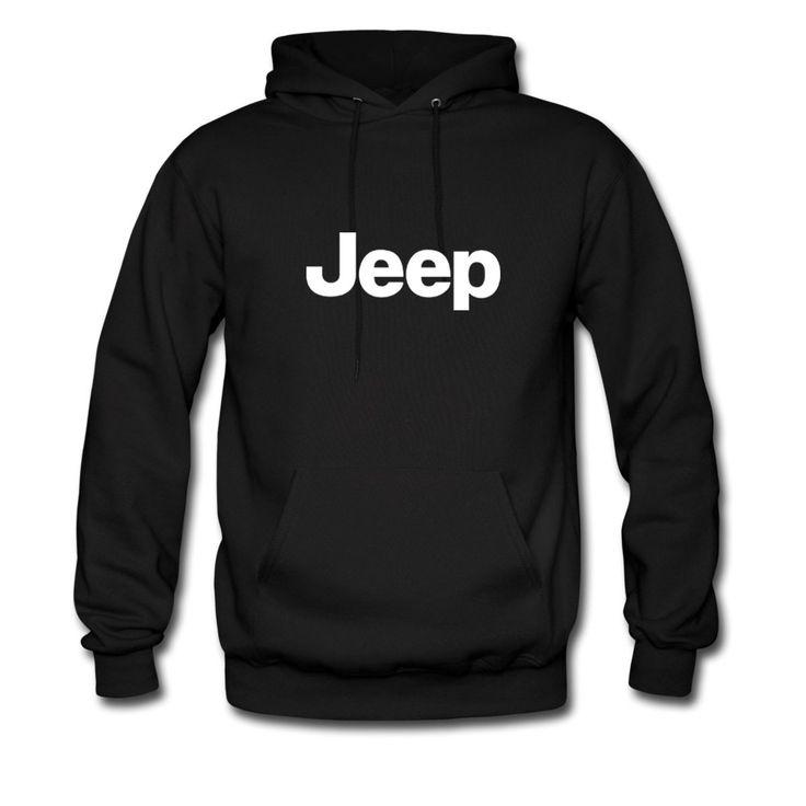 Jeep Hoodie Sweatshirt