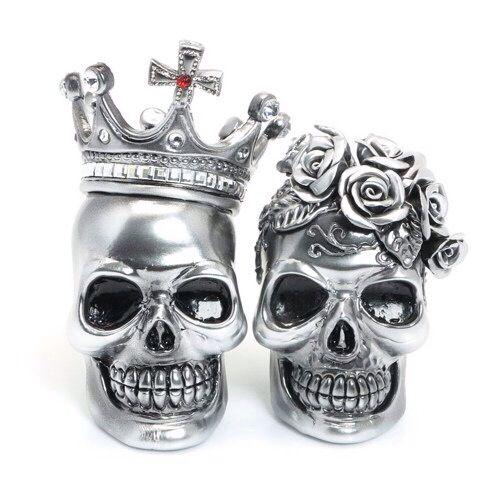 Till death skeleton
