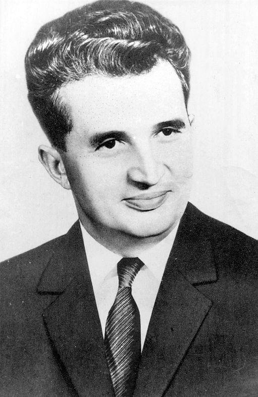 Romanian dictator Nicolae Ceaușescu. #NicolaeCeausescu