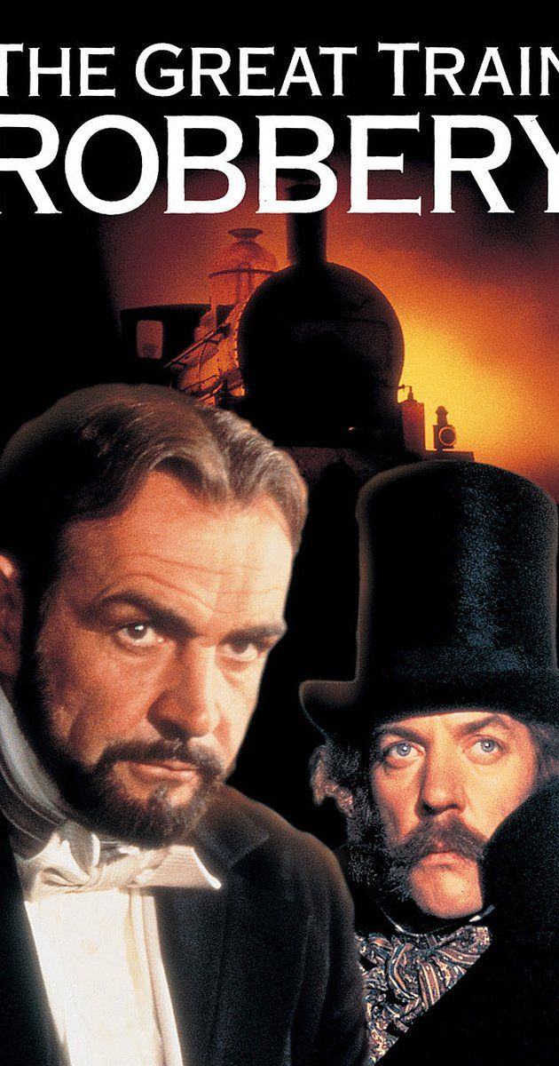 In Victorian England, a master criminal makes elaborate plans to steal a shipment of gold from a moving train.