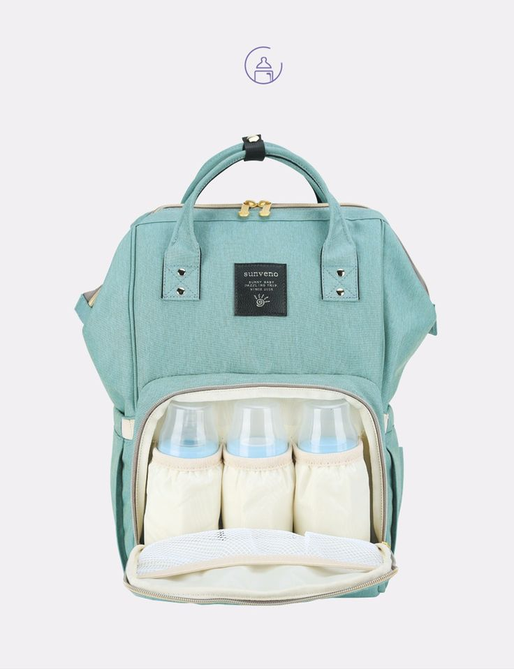 Sunveno trend diaper nappy changing bag