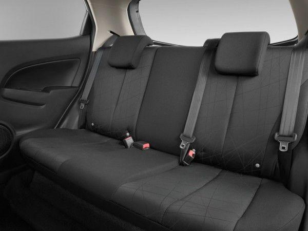 2014 Mazda MAZDA2 Seat Interior