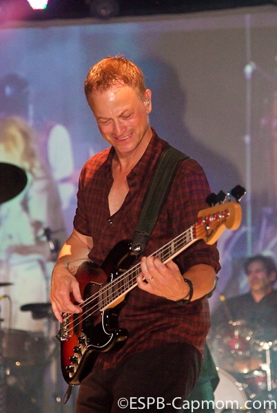 Gary Sinise and Lt. Dan Band Concert