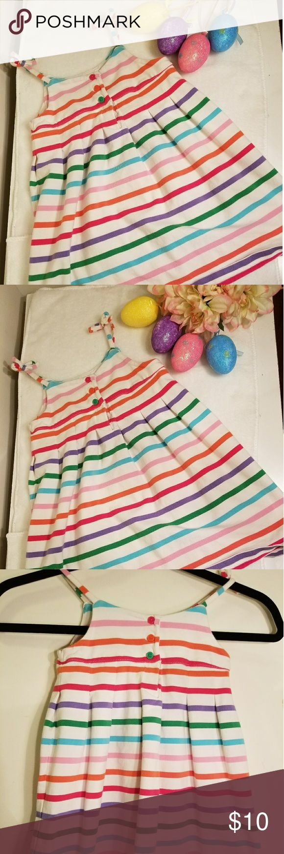 Spring dress for toddler Dress for toddler  Brand baby gap Toddler 3 years Multicolored dress  perfect for Easter ! baby gap Dresses Casual