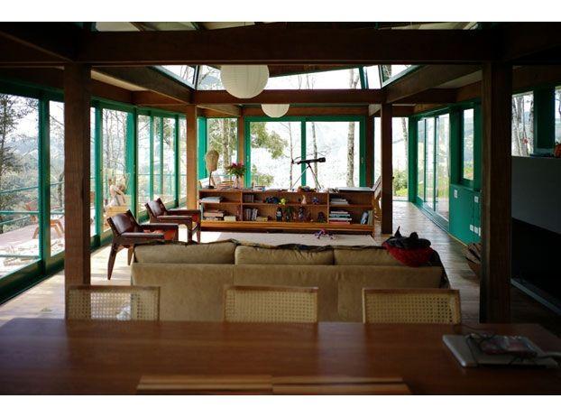 Residência em Gonçalves-MG
