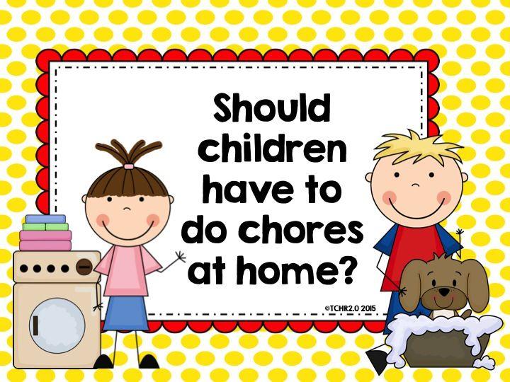 Should Children Do Chores?