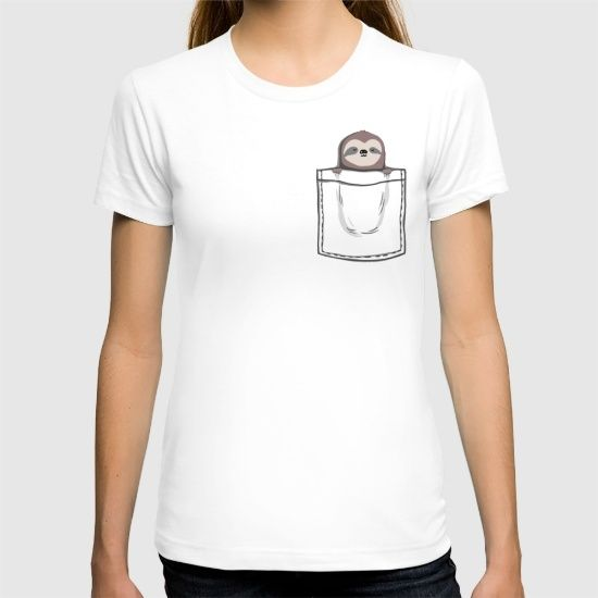 My+Sleepy+Pet+T-shirt+by+Picomodi+-+$22.00