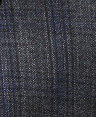 Marc New York by Andrew Marc Men's Slim-Fit Gray Plaid Sport Coat - Gray 40S