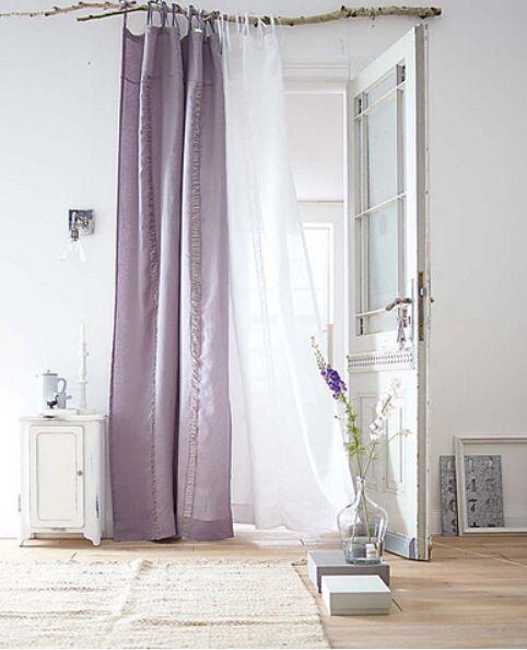1000 bilder zu vorh nge auf pinterest graue vorh nge leinenvorh nge und rollos. Black Bedroom Furniture Sets. Home Design Ideas
