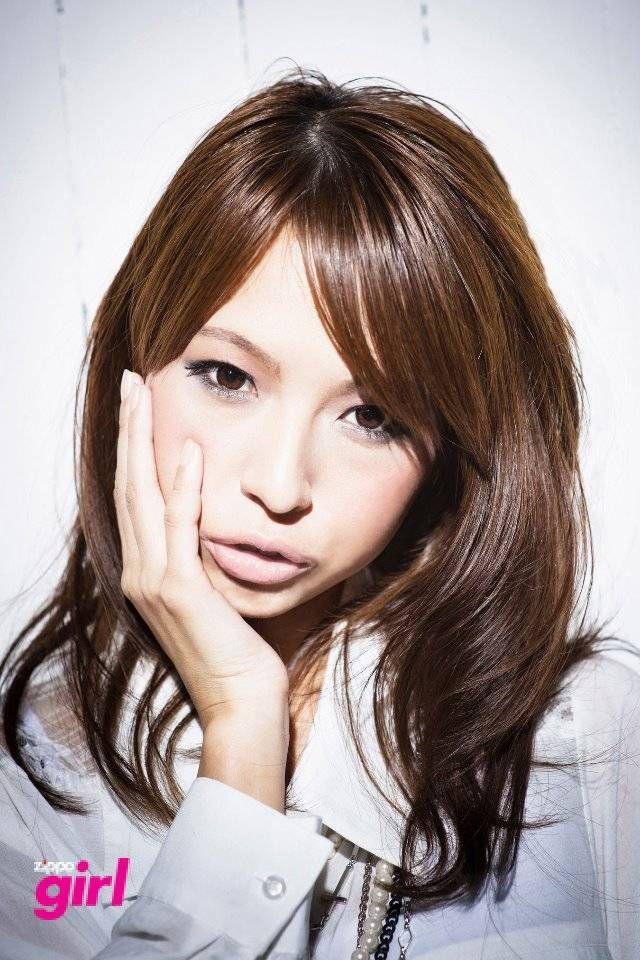 Haruna Zippo girl,