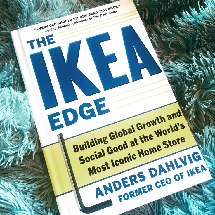 2. Ikea is one of my favourite examples of a company who has mastered supply chain management. This book is a super easy read and focuses on Ikeas leadership, values, culture, growth and maturity. 📚 💪🏻 #ikea #valuechain #motivation #success #wealth #grind #business #entrepreneur #work #successful #life #passion #entrepreneurship #entrepreneurs #goals #collaborate #startup #girlboss #happiness #achieve #focus #enterpreneur #hustle #drive #ambition #winning #student #books #reading