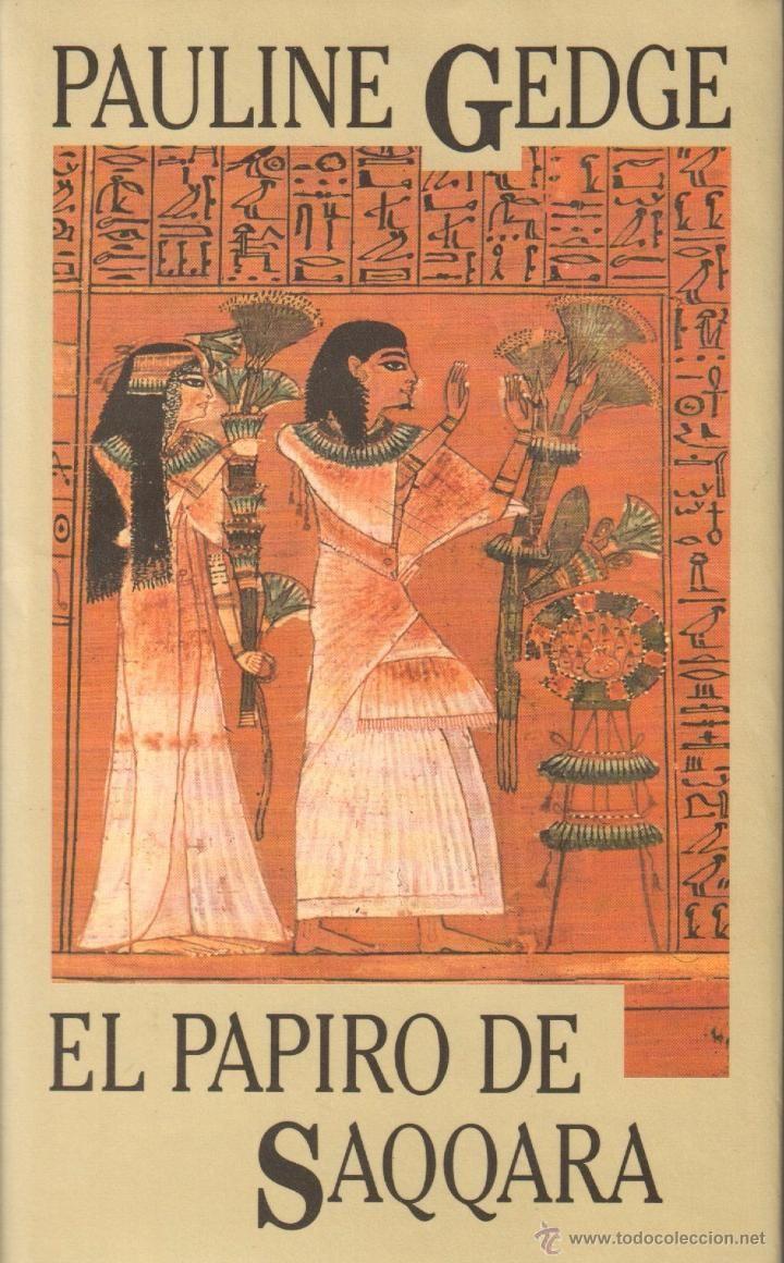 """...el núm. 57. 'El papiro de Saqqara' es novela histórica y también fantástica; intrigante, oscura y misteriosa, pero costumbrista y descriptiva a un tiempo; gótica en buena medida, aunque a la vez romántica e incluso erótica… La auténtica dificultad estriba en ponderar adecuadamente los epítetos, en ordenarlos por su peso específico y en decidir, a fin de cuentas, qué tenemos entre manos: ¿Narrativa histórica… o fantástica? ¿Una trama """"de suspense""""? ¿Una obra romántica con ribetes eróticos?"""