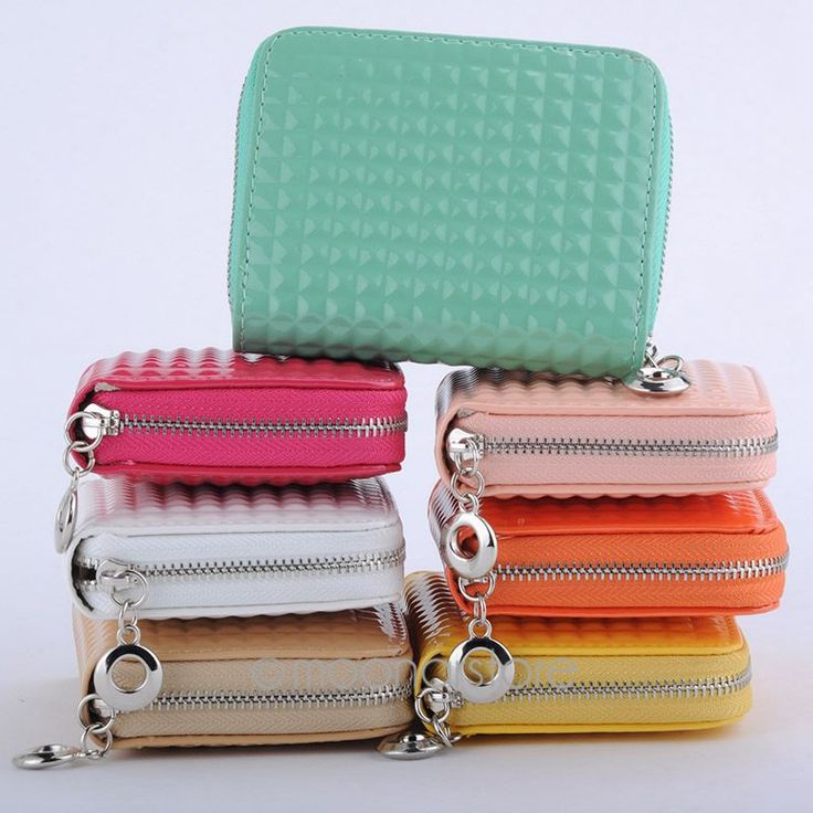 New Lady Women leather handbags Small Bag PU Card Holders Mini bags Retro Clutch Long Purse Wallet $4.43 (free shipping)