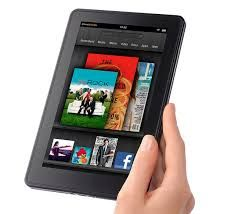 Kindle Fire HDX 16 with cameras