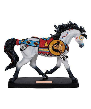 Look at this #zulilyfind! Sunset Dancer Horse Figurine #zulilyfinds