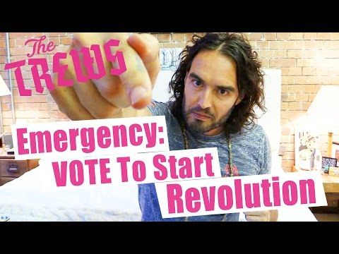 Russell Brand Tells Voters To Support Labour To Kick Out The Conservatives | BuzzFeed
