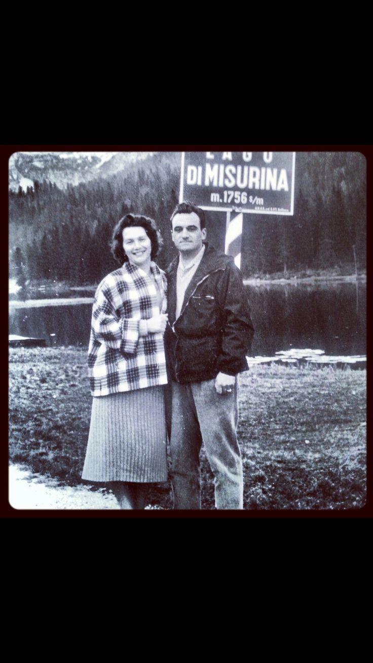 I miei nonni '60