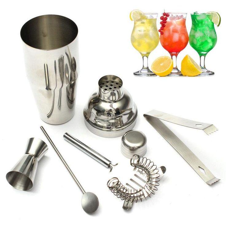 Cocktail Mixer Set