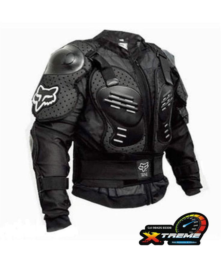 FOXBIKE RIDING GEAR - Body Armor Sport Jacket Premium Qualitys