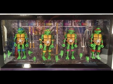 Electrified Porcupine - Toys, Collectibles, Action Figures, Music, WWE, and More!: NECA Arcade Teenage Mutant Ninje Turtles Heroes Se...