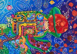 Toyota Dream Car Art Contest   Inside Dreams