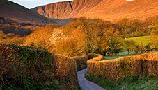 A Brecon Beacons (Wales, Egyesült Királyság)