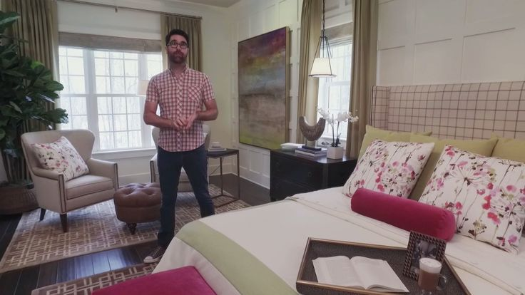 HGTV Sensible Dwelling 2016 Grasp Bed Room — A Star Of HGTV Sensible Dwelling 2016, The Mast…