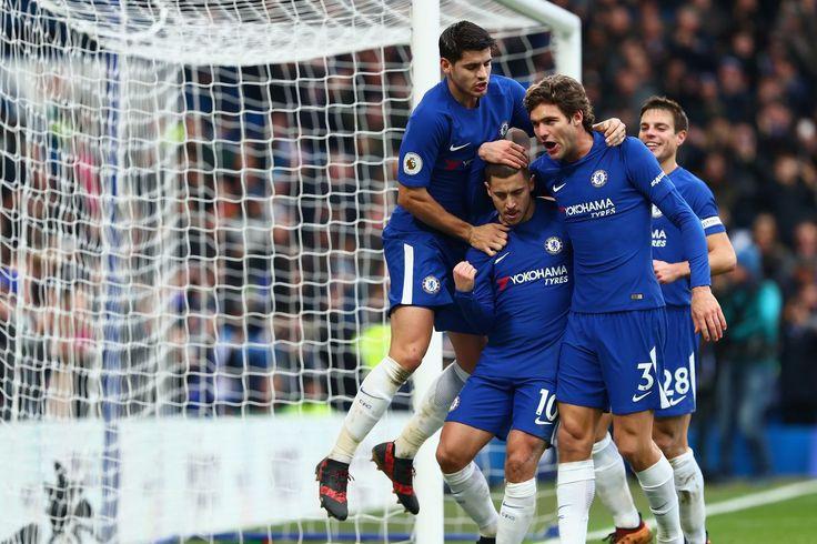 Eden Hazard leads Chelsea to 3-1 win over Newcastle United
