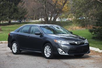Used Toyota Camry 2012-2014 expert review