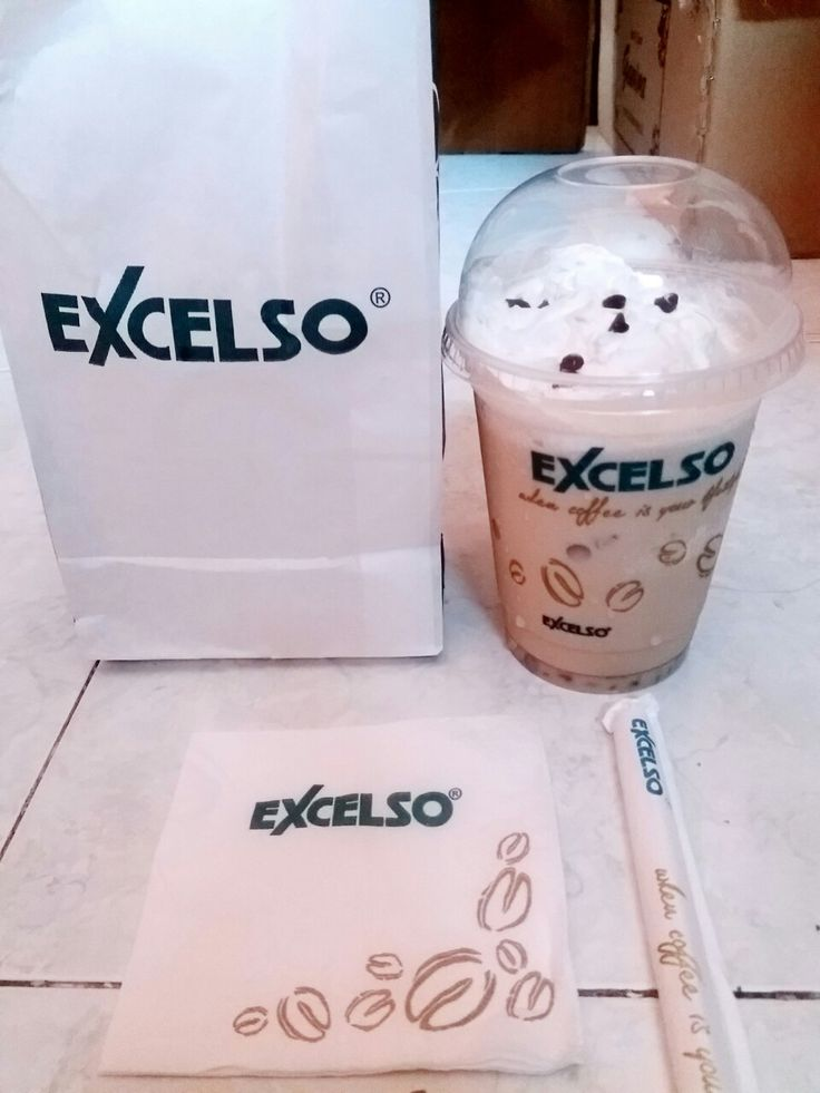 Excelso Choco Chip 😊🍧