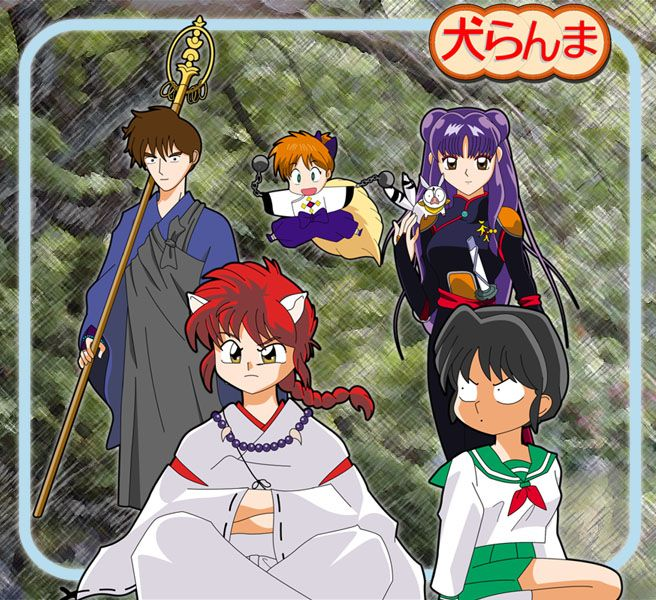 1031 Best Images About Inuyasha On Pinterest: 50 Best Ranma 1/2 Images On Pinterest