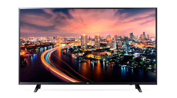 Chollazo Televisor 49 Lg 49uj6307 Uhd 4k Smart Tv Por 366 En