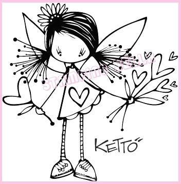 Stamping Bella - Phoebe Ketto