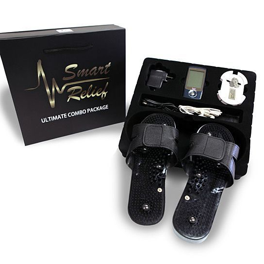 The Smart Relief Ultimate Massager Tens Unit -is a must for athletes, body builders and anyone with extreme pain, especially anybody sitting at a desk using a computer everyday! The Smart Relief Massage Ultimate gives you relief from an aching back, headaches, shoulder and neck pain, sore hips, knee and ankle pain, Sciatica, Fibromyalgia, Plantar Fascitis, Arthritis, Tennis Elbow and for most common blood circulation problems. Neurostimulation (also called spinal cord stimulation) is a…