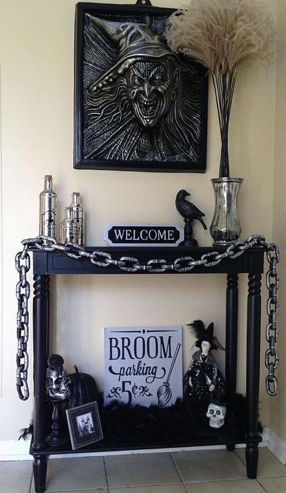 Best Halloween Images On Pinterest Halloween Crafts - Cool chalkboard halloween decor