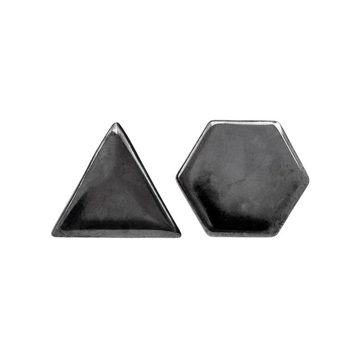 TOOLS · EAR STUDS · RUTHENIUM