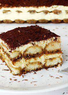 Italian Friendsgiving Dessert idea:  #anthropologie #pintowin   Classic Tiramisu - Life Love and Sugar