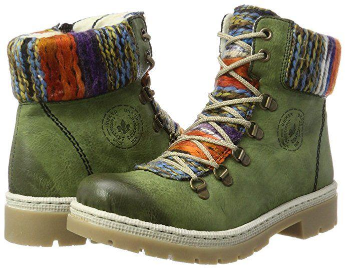 Rieker Damen Y9432 Stiefel: Rieker: : Schuhe m1Wgm