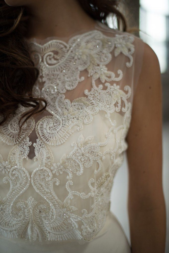 Modern Wedding Gown Cover Collection - Wedding Dress Ideas ...