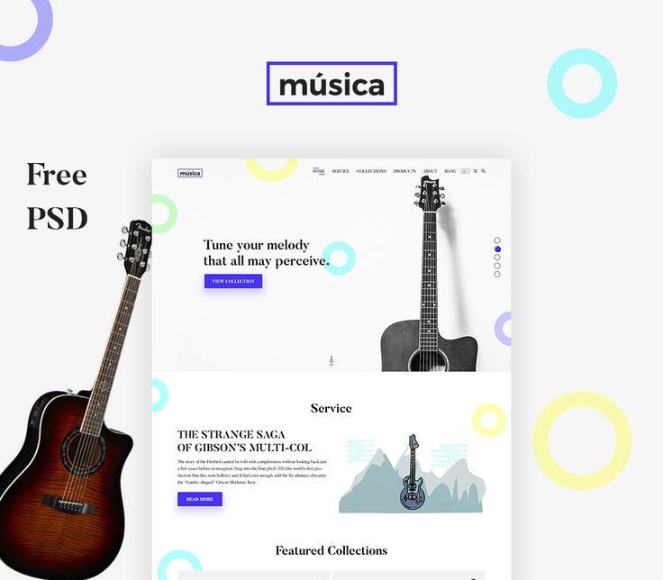 "Check out this @Behance project: ""Online Guitar E-commerce Store Design Concept.."" https://www.behance.net/gallery/49663253/Online-Guitar-E-commerce-Store-Design-Concept"