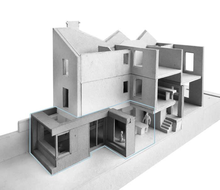Belmont Avenue by GKMP Architects