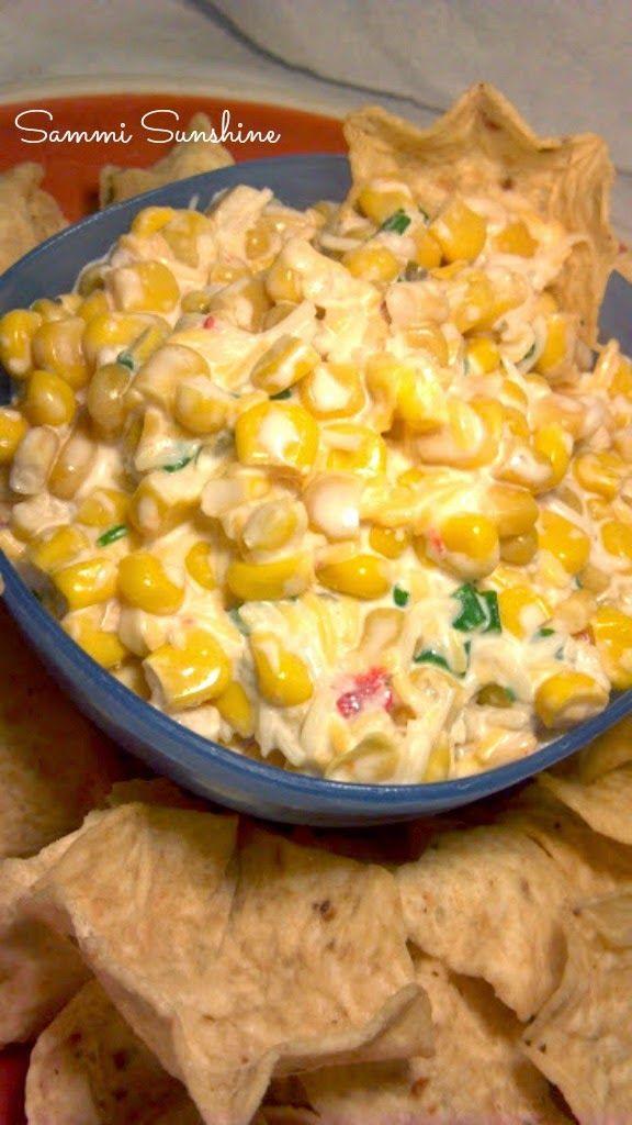 blogspot: Corn Dip