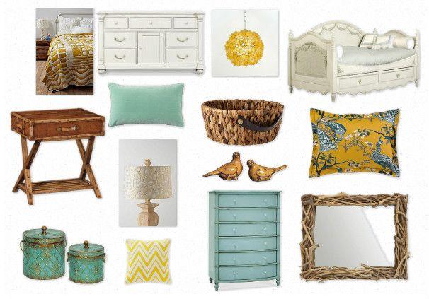 185 Best Images About Orange Coral Yellow Bedroom On Pinterest Yellow Bedrooms Orange