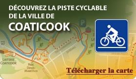 Nouvelles sections de #pistes #cyclables #Coaticook
