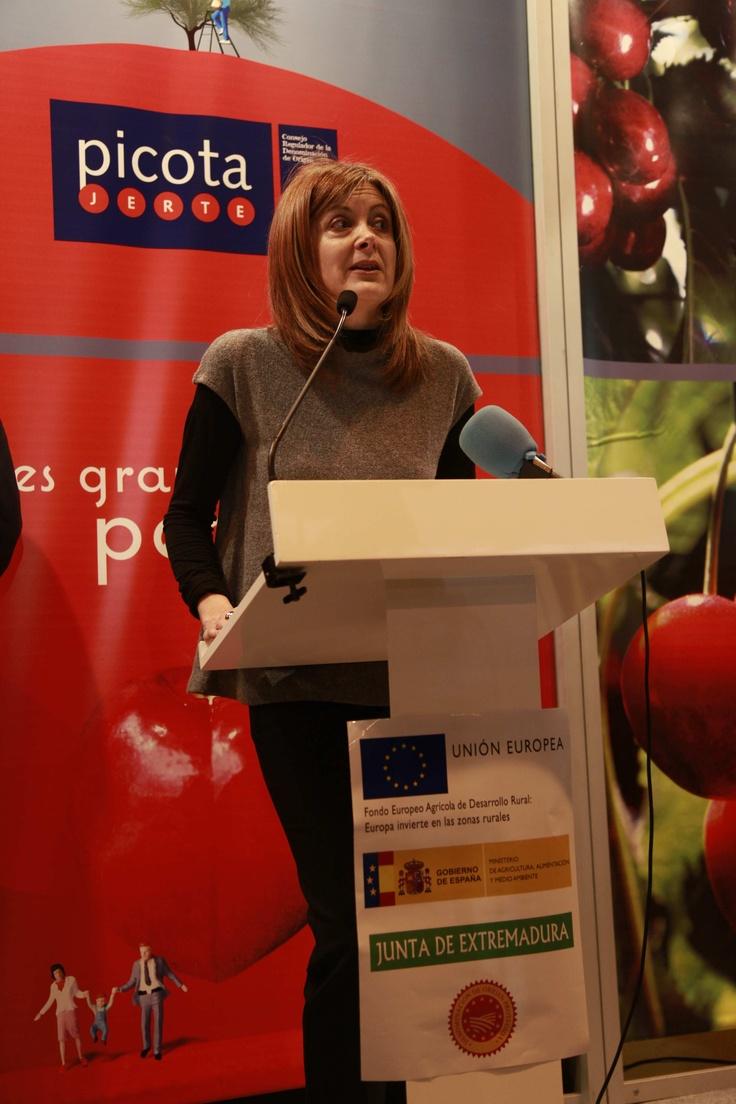 Pepa Fernández, Premio Picota del Jerte 2012
