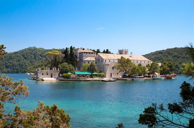 Mljet is one of the most seductive of all the Adriatic islands. Much of the island is covered by forests and the rest is dotted with fields,...